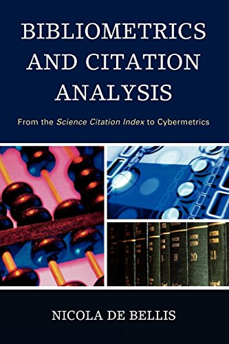 Bibliometrics and Citation Analysis: From the Science Citation Index to Cybermetrics by Brand: Scarecrow Press