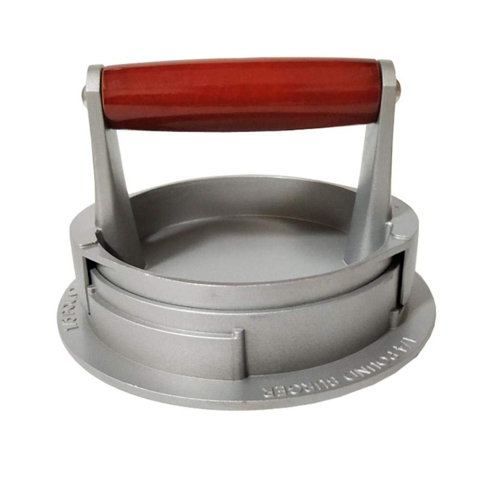 M/áquina para hacer hamburguesas Prensas para hamburguesas Kit Antiadherente F/ácil de limpiar Herramientas para carne Prensas para hamburguesas Prensas de moldes Para chuletas suministros de cocina