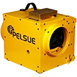 Pelsue 1690D Inline Confined Space Heater for Axial Blower