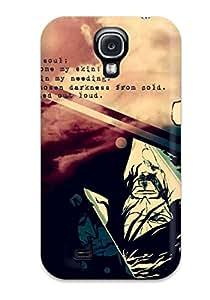 QqVmZvy7425KsANS LeeJUngHyun Bleach Kurosaki Ichigo Quotes Anime Zangetsu Feeling Galaxy S4 On Your Style Birthday Gift Cover Case
