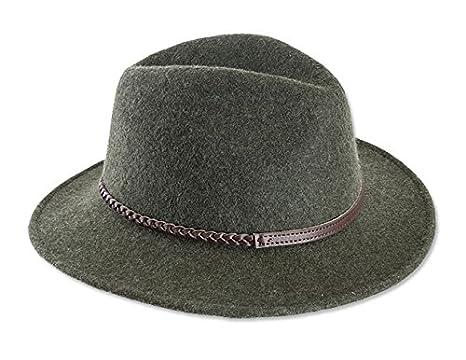 Orvis Barbour Tack Fedora  Amazon.co.uk  Clothing e7c68479a2c