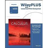 Calculus: Single Variable, 7e WileyPLUS Registration Card + Loose-leaf Print Companion