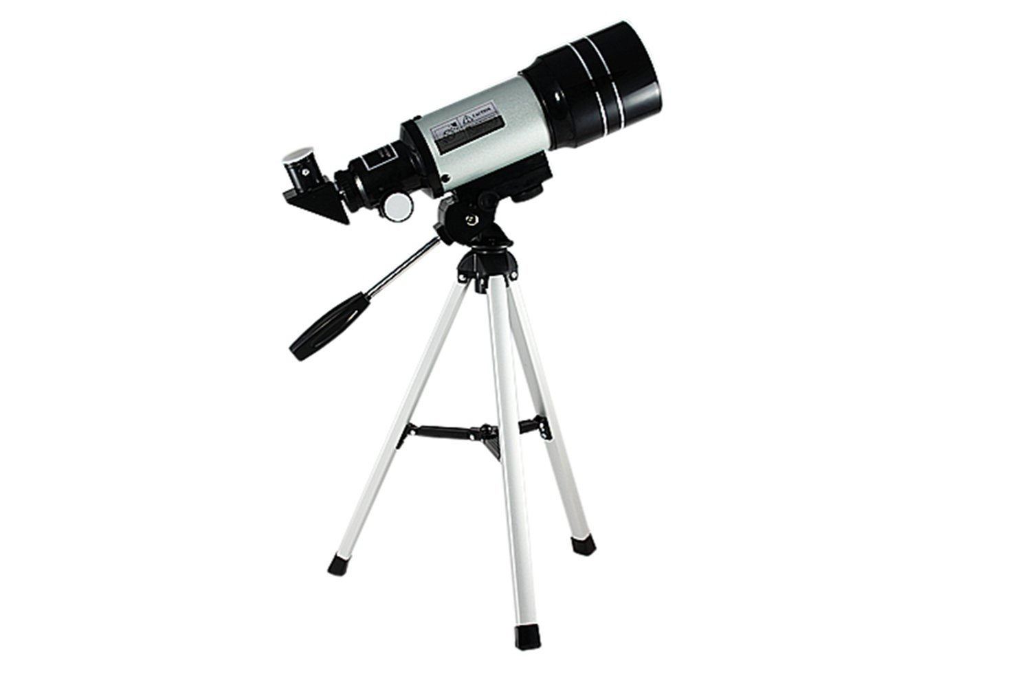 Moonee Portable Telescope for Kids Beginners Astronomical Telescope, 70mm Aperture, 300mm Focal Length, 150x Refractor Kids Telescope for Youth Astronomy Gifts Educational Toys by Moonee