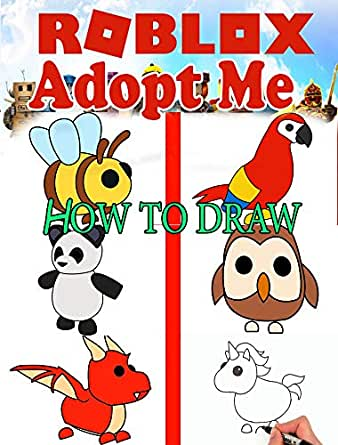 How To Draw Roblox Adopt Me Characters Step By Step Drawings For Kids And People Kindle Edition By Niternal Bengake Children Kindle Ebooks Amazon Com