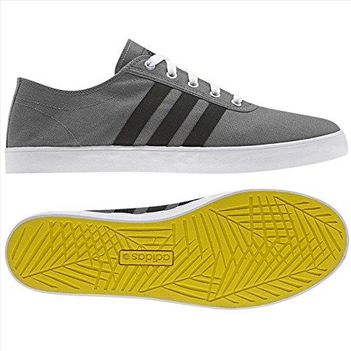 adidas uomini neo - facile, te della scarpa grigio bianco nero taglia comprare