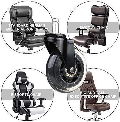Amazon.com: Toplimit - Juego de 5 ruedas de repuesto para ...
