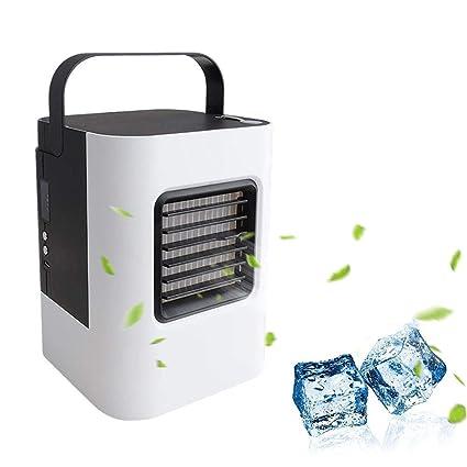 Amazon.com: Fsan Portable Air Cooler, Small Cooling Unit ...