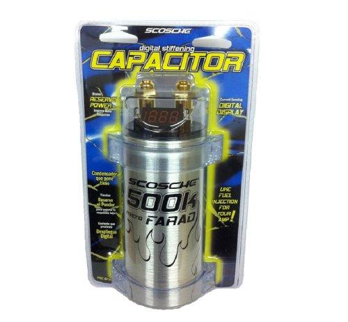 scosche 500k micro farad capacitor by scosche amazon com rh amazon com