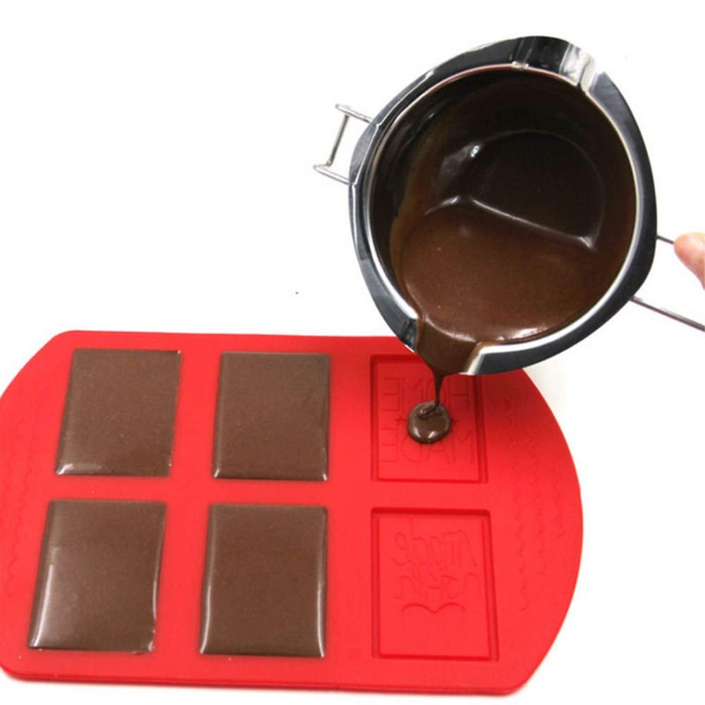 Stainless Universal Double Boiler Pot Smart Baking Tools£¬Melting Pot Butter Chocolate Cheese Caramel by GETHIS (Image #3)