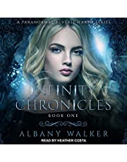 Infinity Chronicles, Book 1: A Paranormal Reverse Harem Series