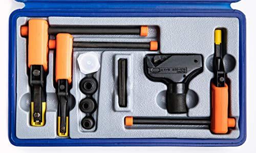 (External & Internal Adjustable chaser - Thread Repair Tool Kit. Easily Replaces Hundreds of Taps and Dies. All In One Patented Universal Solution.)