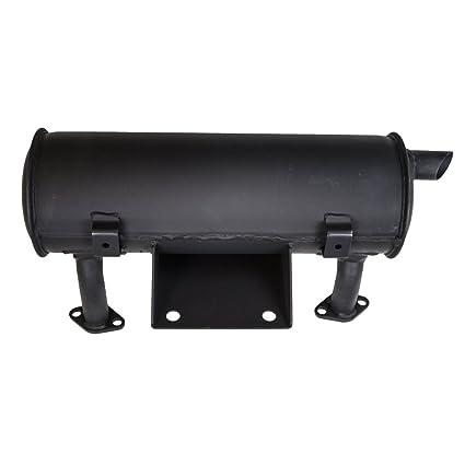 Amazon com : eXmark 103-7483 Kohler Muffler Kit : Lawn Mower
