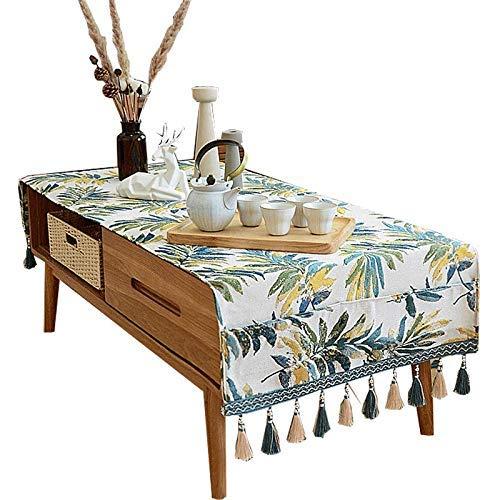 家の装飾布カバー ホームアメリカンコーヒーテーブルクロステーブルクロス北欧長方形テーブルクロス生地テーブルマット綿とリネン小さな新鮮なカスタム テーブルクロス (サイズ : 70*160cm) 70*160cm  B07QQSZ64M