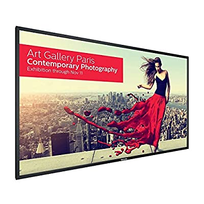 Philips BDL8470EU | 84 inch Edge LED Backlight Ultra HD U-Line Display