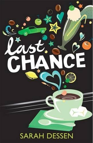 Book cover for Last Chance