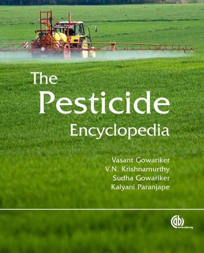 Pesticide Encyclopedia