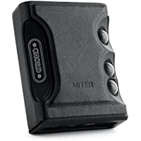 For Chord Mojo , Hand Crafted MITER Leather Case Cover [Patented Stand Case]