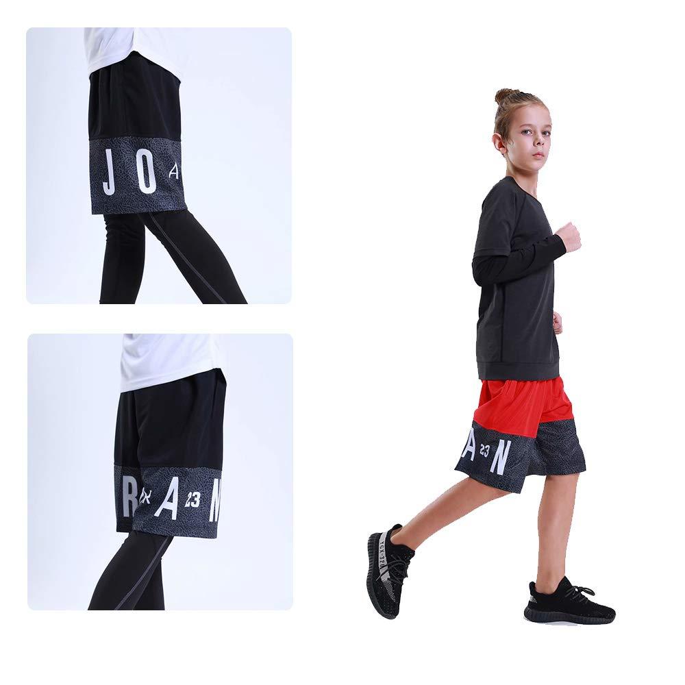 Shorts da Basket Jordan Elite Pantaloncini da Allenamento Traspiranti e ad Asciugatura Rapida per Uomo e Donna Bambino