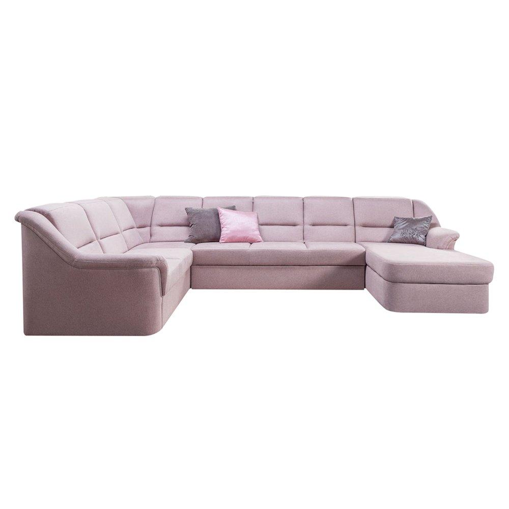 Amazon.com: LISBONA XL Sectional Sofa Bed (Right): Kitchen ...