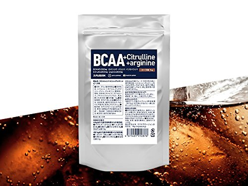 BCAA エクスプロージョン- X-POLOSION - 【1kg】【コーラ味】 B07BNX1P13