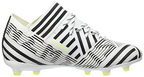 Mixte Football White core Yellow 17 Blanc footwear Black Adidas Chaussures De solar Fg Nemeziz 1 Enfant f0Uxfqw4F