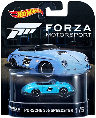Hot Wheels Forza Motorsport Porsche 356 Speedster 1/5 1:64