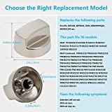 Ventilation Hood Knob Replacement 811195 805328