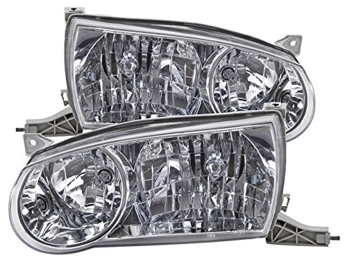 Headlights Depot Toyota Corolla Headlamps