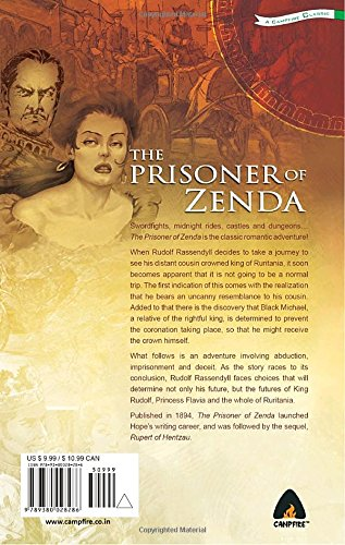 Ebook of download free zenda prisoner the