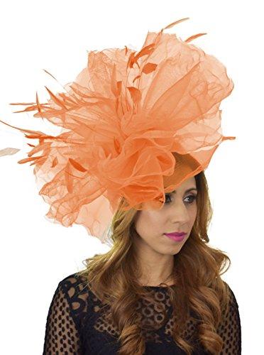 Miladhoo Cappello Gorgeous Ascot Fascinator nbsp; Derby Grande By Hats Cressida 86HnnU
