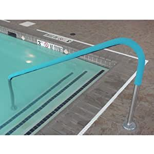 4ft Swimming Pool Ladder And Rail Grip Teal Swimming Pool Safety Products