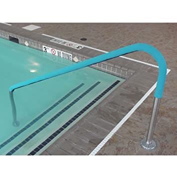 4ft swimming pool ladder and rail grip teal amazon ca patio