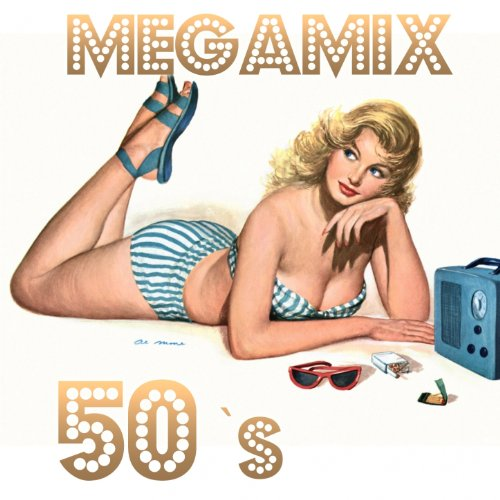 Hot Tequila - Blue Suede Shoes / Johnny B Goode / Oh Carol / Mambo Italiano / Tequila / Hot Diggity / Peggy Sue (Megamix 50's)