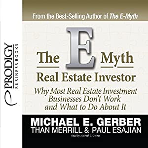 E-Myth Real Estate Investor Audiobook