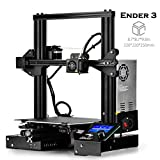 Creality Ender 3 DIY 3D Printer Kit V-Slot with Resume Printing Size 220x220x250mm with Good After Service