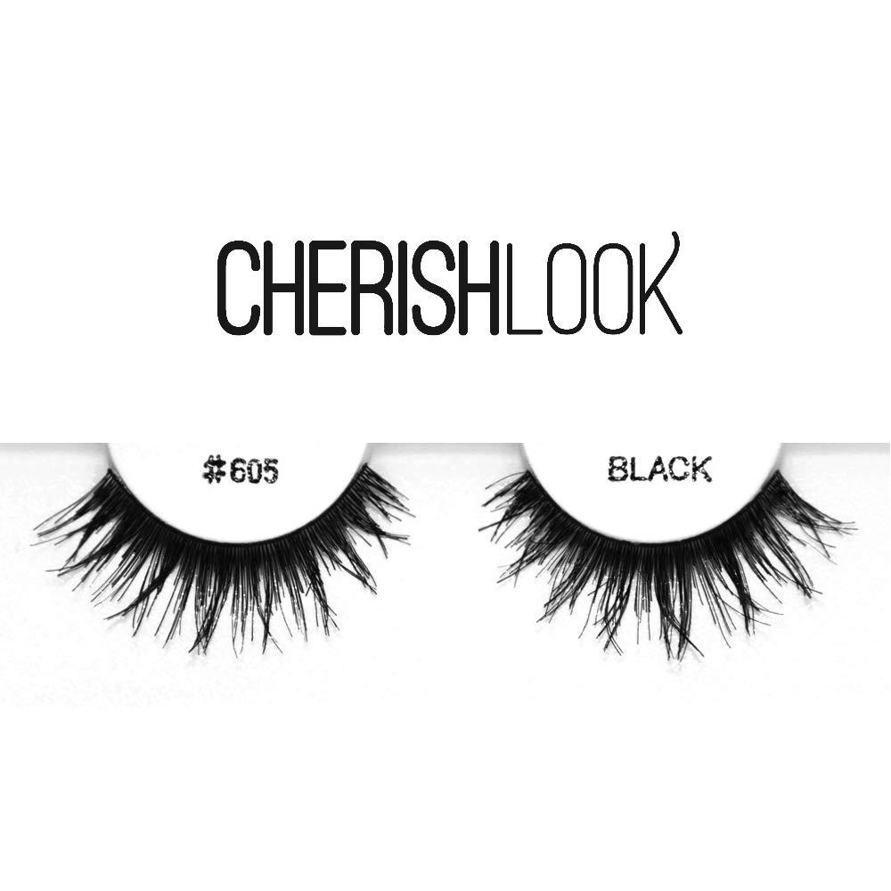 Cherishlook Professional 10packs Eyelashes - #605
