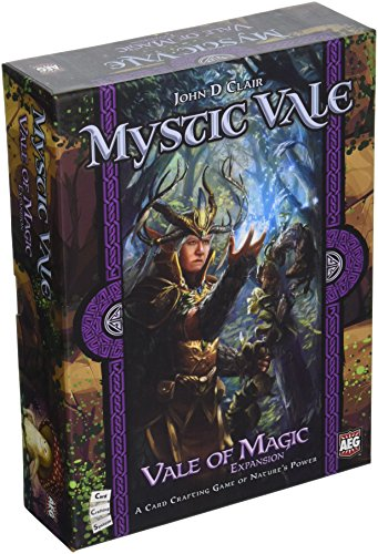 Mystic Vale of Magic Card Game