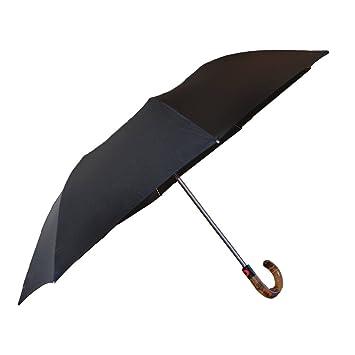 Con mango de madera paraguas compacto Knirps 828