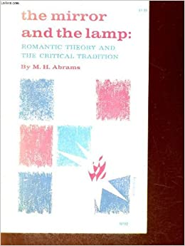 The Mirror And The Lamp. Romantic Theory And The Critical Tradition.:  Amazon.co.uk: M H Abrams: Books