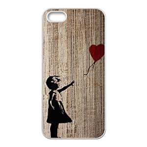 Spoony boy Cell Phone Case for iPhone 5S
