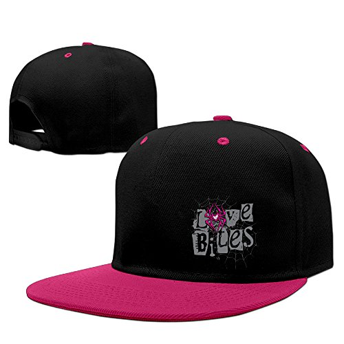 HIPHOP Peak Cap Unisex Knit Hat With WWE Diva Aj Lee (Wwe Diva Outfits)