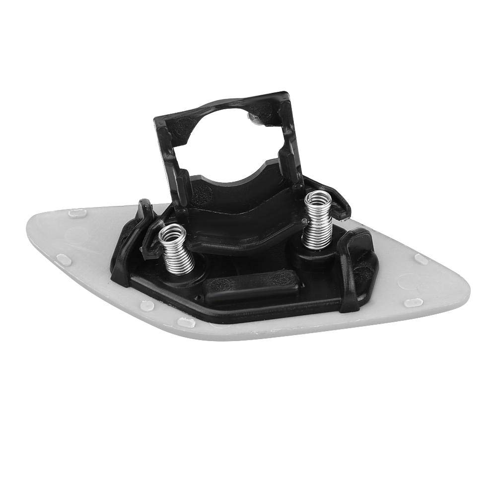 Coupe Scheinwerferwaschanlage Scheinwerferwaschanlage vorne Abdeckung Lampenklappe Sto/ßstangenverkleidung links//rechts 6167 7171660 f/ür 3er E92 E93 Richtig