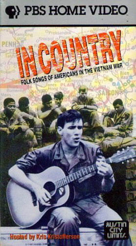 In Country: Folks Songs of Americans in the Vietnam - Malls Durham In