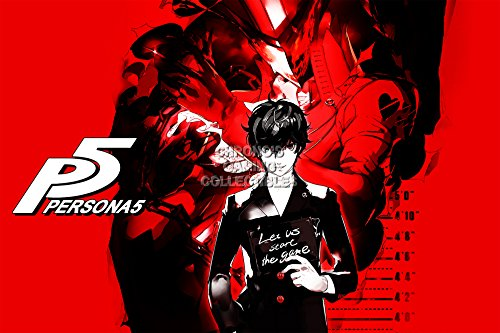 Persona CGC Huge Poster Glossy Finish 5 PS4 - PER503 (24