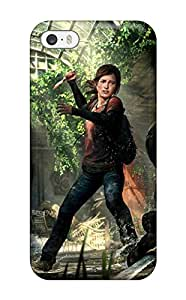 Hot Fashion Protective The Last Of Us Ps3 Game Case Cover For Iphone 5/5s