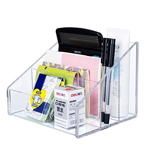 HBlife Acrylic Desktop Supplies Organizer product image