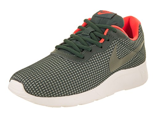 Nike Womens Tanjun Löparskor Vintage Grön / Mörk Stuckatur