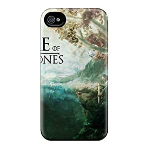 Perfect Cell-phone Hard Cover For Iphone 6plus (exh9557mAYg) Allow Personal Design Realistic Game Of Thrones Tv Series Pictures hjbrhga1544