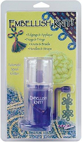 - Caron 20293 Embellish-Knit! Machine Kit