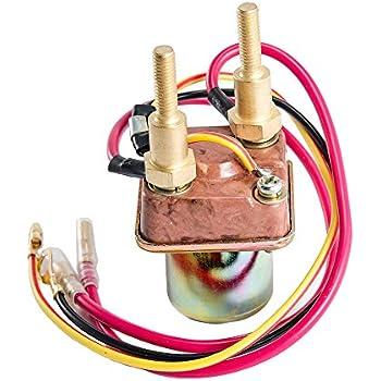 caltric starter solenoid relay fits kawasaki. Black Bedroom Furniture Sets. Home Design Ideas